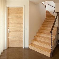 Bamboo Doors and Floors - Elliott Johnson Photography