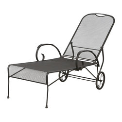 Vera Patio Chaise Lounge -
