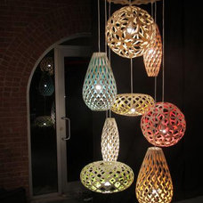 chandeliers by Urban Lighting Inc.