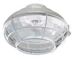 """Quorum International - Quorum 1374-806 42""""/30"""" Cfl Patio Light Kit - Wh - Quorum 1374-806 42""""/30"""" CFL Patio  Light Kit - Wh"""