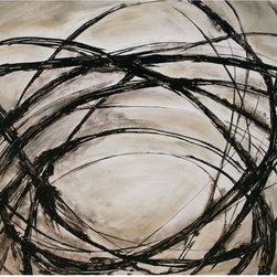 Divine Chaos II Artwork - 40 X 40 Divine Chaos II