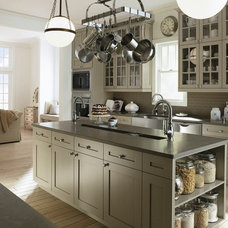 Traditional  by Expressions Kitchen & Bath Showroom