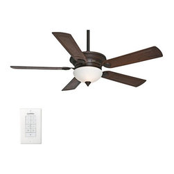 "Casablanca - Casablanca 59060 Whitman 54"" 5 Blade Ceiling Fan - Blades and Light Kit Included - Included Components:"