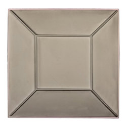 "Convex Ceiling Tile - Latte - Perfect for both commercial and residential applications, these tiles are made from thick .03"" vinyl plastic. Their lightweight yet durable construction make these tiles easy to install. Waterproof, these tiles are washable and won't stain due to humidity or mildew. A perfect choice for anyone wanting to add that designer touch at an amazing price."