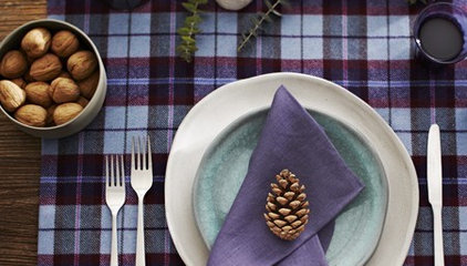 Modern Cabin Holiday Table | House & Home