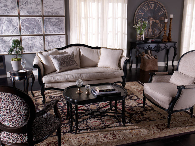 Den furniture for P allen smith living room