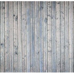 Walls Republic - Picket Mural Wallpaper M8996 - Picket is a wood fence patterned digital mural. For a highly natural and realistic raw effect use it in your powder room or dining room for a cottage aesthetic. Due to this item being a custom order, it takes longer to ship than our regular products.