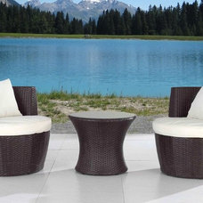 modern outdoor chairs by Velago Patio Furniture