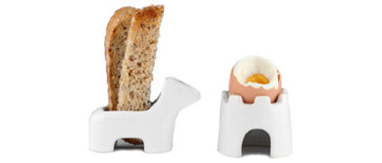Eclectic Egg Cups by Design Museum