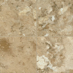 Athenian Travertine - Provincial Bisque - Alterna Reserve Luxury Vinyl Armstrong - Armstrong World Industries, Inc.