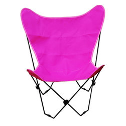 Algoma Butterfly Chair - Cover and Frame Combination - Cotton Duck Butterfly Chair Cover