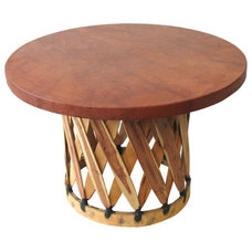Furniture > Living Room Furniture > Round Coffee Table > Mexican Round Coffee Ta