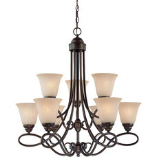 Chandeliers by MyKnobs