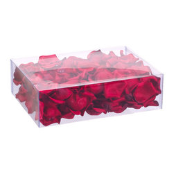 Silk Plants Direct - Artificial Rose Petals, Red, Pack of 6 - Pack of 6. Silk Plants Direct specializes in manufacturing, design and supply of the most life-like, premium quality artificial plants, trees, flowers, arrangements, topiaries and containers for home, office and commercial use. Our Rose Petals includes the following: