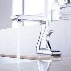 Contemporary Bathroom Faucets by easydo