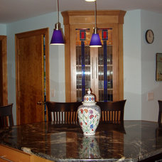 Traditional Kitchen Countertops by Custom Contracting, Inc.