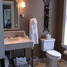 Traditional Bathroom Waterloo Designs