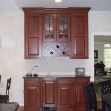 Traditional Kitchen Cabinetry by Elite Kitchen and Bath