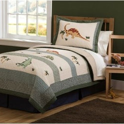 Pem America Dino Dave Bedding Set
