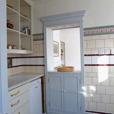 Traditional Kitchen by Paul D'Amico - Period Design
