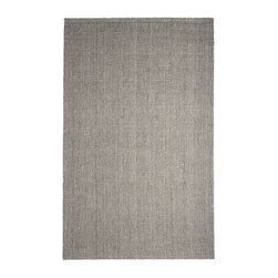 Jute Bouclé Rug - Simple jute rugs work very well as bath mats. I use them for a different look and love the way they feel underfoot.