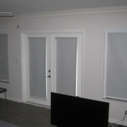 Roller Shades By Shades Creation - Shades Creation Window treatments is your source for high-quality window treatments for residential and commercial properties.