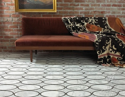 Floors by New Ravenna Mosaics