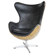 Contemporary Living Room Chairs by Zin Home