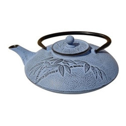 Old Dutch Positivity 26 oz. Cast Iron Teapot - About Old Dutch InternationalFamous for their copperware, Old Dutch International, Ltd. has been supplying the best in imported housewares and giftware to fine retailers throughout America since 1950. They offer a large assortment of housewares, including bakers racks, trivets, and pot racks in materials like chrome, colorful enamel, and stainless steel. Other product lines include wine racks, serving trays, specialty cookware, clocks, and other home accessories. Old Dutch warehouses and distributes their products from a 30,000 square foot facility in Saddle Brook, N.J.