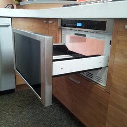 FBS SHOWROOM 512 E. Dallas Rd. Grapevine TX 76051 - Bosch undercounter micro-drawer