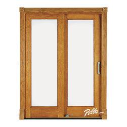 Pella® Architect Series® sliding patio door - Features