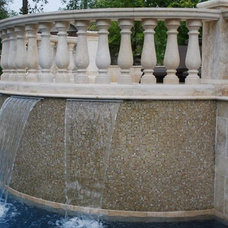 Swimming Pools And Spas by Filmore Clark