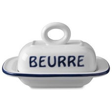 Contemporary Butter Dishes by Williams-Sonoma