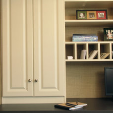 Traditional Home Office by Creative Storage
