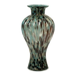 Harwick Tall Art Glass Vase - 16H in.