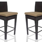 Bar Stools - Alta Moderno - Strong, durable and made for outdoors