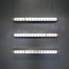 Industrial Display And Wall Shelves  by RamonaMetal Furnishings