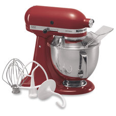 Modern Mixers by KitchenAid