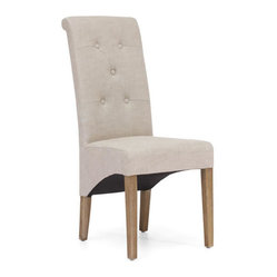 Hayes Valley Chair, Beige