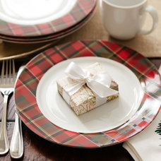 Traditional Plates by Pottery Barn