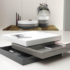 modern coffee tables by Furniture Canada