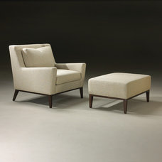 Midcentury Armchairs And Accent Chairs by Thayer Coggin