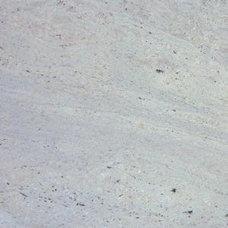 Stonemark Granite 3 in. Granite Countertop Sample in Bianco Romano-DT-G243 at Th
