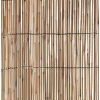 """Gardman USA - Reed Fencing Medium 13'x5"""" - REED FENCING 13'0""""  LONG x 5' HIGH.  Ideal cover for fencing and unsightly areas. Simple to attach to fence uprights with ties or staples. Pre-cut size for consumer convenience. Great value!  This item cannot be shipped to APO/FPO addresses. Please accept our apologies."""