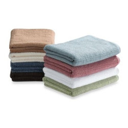 Dri Soft - Dri Soft Bath Sheet - The Dri Soft Towel Collection features a unique weaving that creates a lightweight feel with plush bulk. These towels dry ultra fast, reducing time in the dryer.