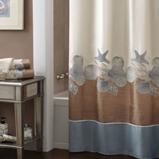 Contemporary Shower Curtains by Bed Bath & Beyond