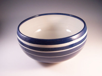 contemporary serving bowls by Etsy