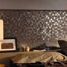 Eclectic Headboards by Ceramiche Supergres