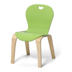 Childrens Chair Factory - Premier Children's Chair - Features: -Children''s chair.-Made from sturdy, curved plywood.-Environmentally friendly and FSC certified.-Distressed: No.-Country of Manufacture: United States.Dimensions: -Overall Product Weight: 4 - 5 lbs.