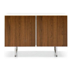 Calligaris | Seattle 2-Door Cabinet - Quick Ship -